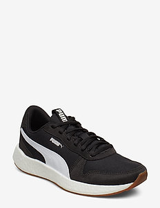 NRGY Neko Retro Wns - training shoes - puma black-puma white