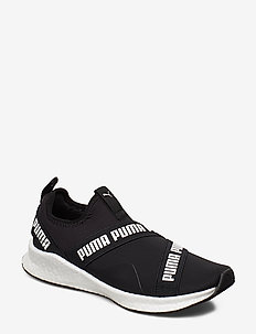 NRGY Star Slip-On - PUMA BLACK-PUMA WHITE