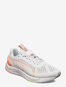 SPEED 600 2 Wn's - løbesko - puma white-fizzy orange