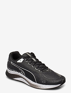 SPEED SUTAMINA 2 - running shoes - puma black-puma white