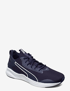 SOFTRIDE RIFT - chaussures de fitness - peacoat-puma white