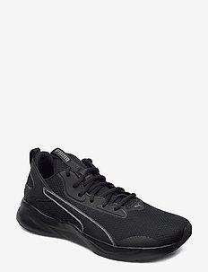 SOFTRIDE RIFT - training schoenen - puma black-puma black