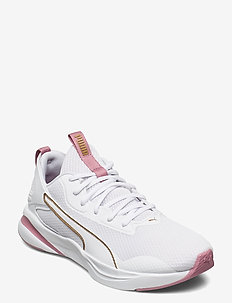 SOFTRIDE RIFT Wn's - lage sneakers - puma white-foxglove