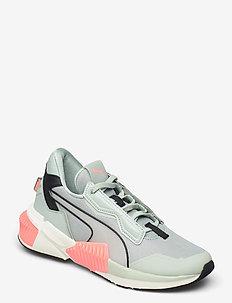 Provoke XT Pearl Wn's - training shoes - aqua gray-marshmallow-nrgy peach