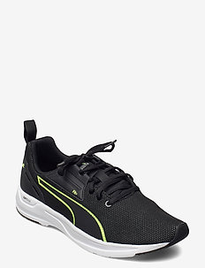 Comet 2 FS Jr - schuhe - puma black-fizzy yellow-puma white