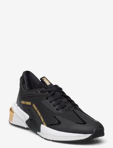 Provoke XT FTR Moto Wn's - chunky sneakers - puma black-puma team gold