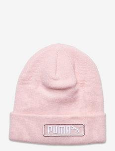 PUMA Classic Cuff Beanie - bonnets - lotus