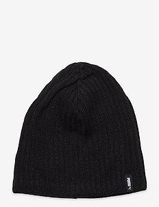 Active Slouchy Cuffless Beanie - kapelusze - puma black