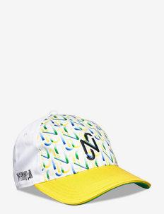 NEYMAR JR Baseball Cap - mutsen - dandelion-puma white-amazon green-puma black
