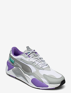 MAPM RS-Cube - laag sneakers - mercedes team silver-puma white-lum