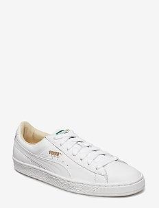 Basket Classic LFS - låga sneakers - white-white
