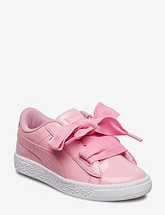 Basket Heart Patent PS - sneakers - prism pink-prism pink