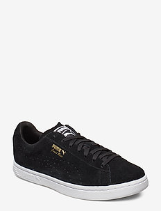 Court Star Suede - PUMA BLACK