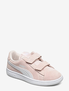 Puma Smash v2 SD V PS - sneakers - rosewater-puma white
