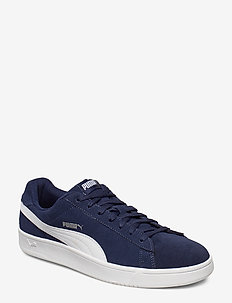 Court Breaker Derby - PEACOAT-PUMA WHITE