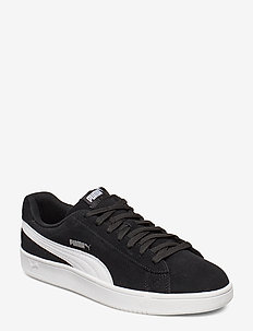 Court Breaker Derby - PUMA BLACK-PUMA WHITE