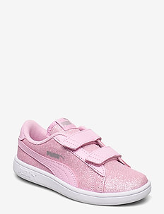 Puma Smash v2 Glitz Glam V PS - low tops - pale pink-pale pink