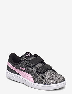 Puma Smash v2 Glitz Glam V PS - sneakers - puma black-pale pink