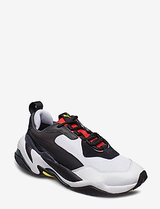 Thunder Spectra - PUMA BLACK-HIGH RISK RED