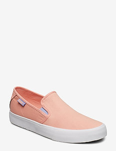 Bari SlipOn - PEACH BUD-PUMA WHITE