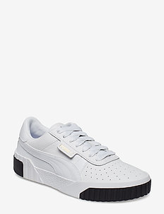 Cali Wn's - lage sneakers - puma white-puma black