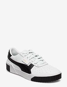 Cali Wn's - låga sneakers - puma white-puma black