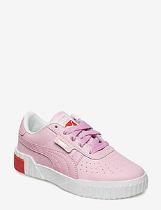 Cali PS - PUMA WHITE-HIBISCUS
