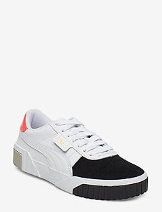 Cali Remix Wn's - PUMA WHITE-PUMA BLACK
