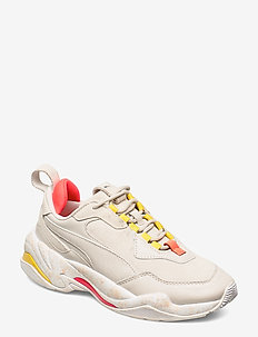 Thunder Distressed Wn's - PASTEL PARCHMENT-PUMA SILVER