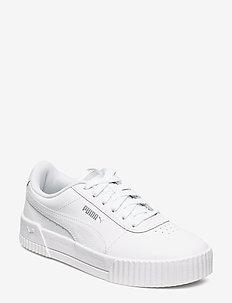 Carina L - baskets basses - puma white-puma white-puma sil