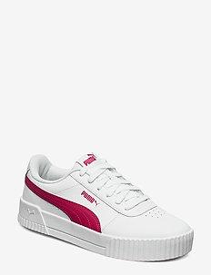Carina L - PUMA WHITE-BRIGHT ROSE-BRIGHT ROSE
