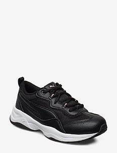 Cilia PS - sneakers - puma black-bridal rose-puma white