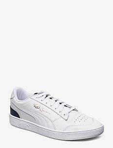 Ralph Sampson Lo - low tops - puma white-peacoat-puma white