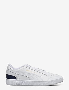 Ralph Sampson Lo - låga sneakers - puma white-peacoat-puma white