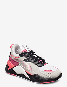 RS-X Reinvent Wn's - chunky sneakers - puma white-bubblegum