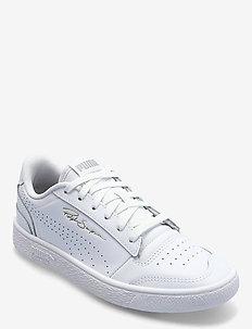 Ralph Sampson Lo Perf - lave sneakers - puma white-puma white-puma white