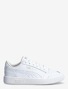 Ralph Sampson Lo Perf - låga sneakers - puma white-puma white-puma white