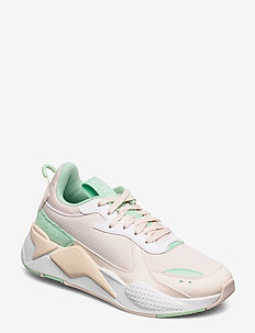 RS-X Collegiate Jr - MIST GREEN-ROSEWATER