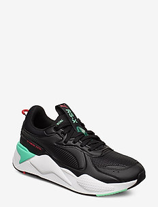 RS-X MASTER - baskets basses - puma black-puma white