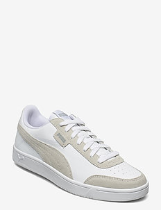 Court Legend Lo - matalavartiset tennarit - puma white-high rise