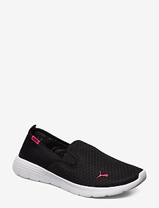 Flex Renew SlipOn - PUMA BLACK-BRIGHT ROSE