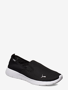 Flex Renew SlipOn - laag - puma black-puma white