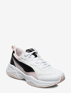 Cilia Cheetah Jr - PUMA WHITE-PUMA BLACK-ROSEWATER
