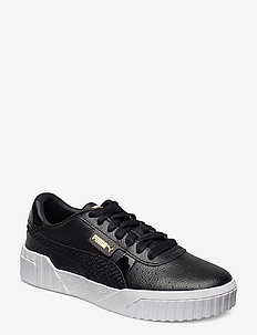 Cali Snake Wn's - sneakers - puma black-gold