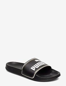 Leadcat FTR - pool sliders - puma black-puma team gold-puma white