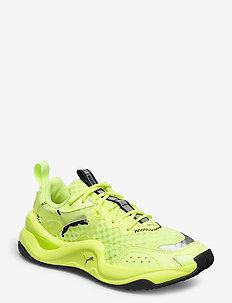 Rise Neon Wns - buty do biegania - fizzy yellow