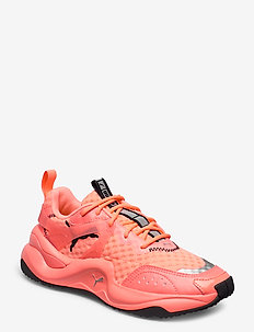 Rise Neon Wns - buty do biegania - nrgy peach
