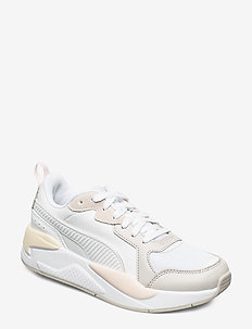 X-Ray Game - PUMA WHITE-GRAY VIOLET-ROSEWATER-WH