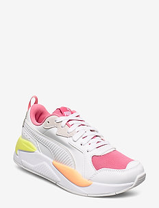 X-Ray Game - PUMA WHITE-BUBBLEGUM-PLEIN AIR-CANT