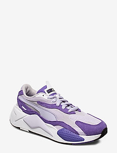 RS-X SUPER - chunky sneakers - purple heather-purple corallites